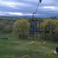 Photo taken at McIntyre Ski Area by David W. on 5/10/2012
