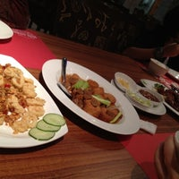 Photo taken at Jun Njan Restaurant by _syeni_ on 5/11/2012