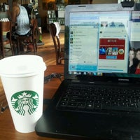 Photo taken at Starbucks by Lauren C. on 3/22/2012