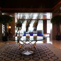 Photo taken at Sofitel Hyland Hotel by Caroline N. on 9/2/2012