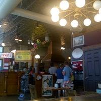 Photo taken at Potbelly Sandwich Shop by Si Cynthia Photos on 8/12/2012