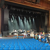 Photo taken at Mann Center for the Performing Arts by Michael T. on 8/17/2012
