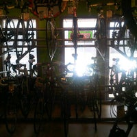 Photo taken at Mike's Bike Shop by Mike K. on 8/4/2012