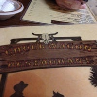 Photo taken at Chuck Wagon Restaurant by Krystie C. on 2/12/2012