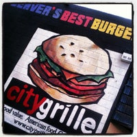 Photo taken at City Grille by Eric K. on 8/22/2012