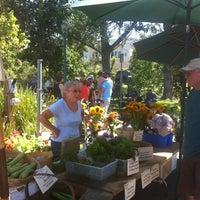 Photo taken at Healdsburg Farmers' Market by michael s. on 7/7/2012