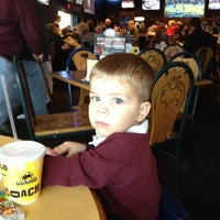 Photo taken at Buffalo Wild Wings by Bobby B. on 3/3/2012