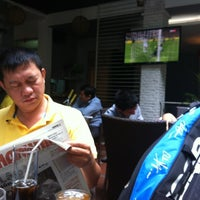 Photo taken at Pho Xua Coffee by Van N. on 9/1/2012