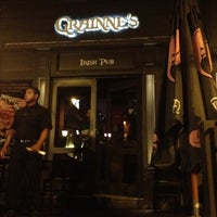Photo taken at Grainne's Irish Pub by Eric A. on 3/26/2012