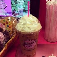 Photo taken at Marylou's Coffee by Gloria C. on 5/5/2012