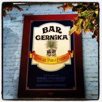 Photo taken at Bar Gernika by John W. on 8/3/2012