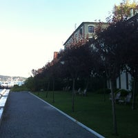 Photo taken at Sumahan On The Water Hotel Istanbul by Pedro C. on 9/1/2012