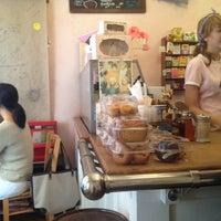 Photo taken at Erin McKenna's Bakery by Todd G. on 9/8/2012