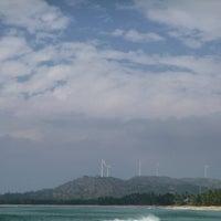 Photo taken at Apo Idon Beach Resort by Aymi Lee T. on 2/13/2016