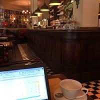 Photo taken at Café Rouge by Johann v. on 4/27/2016