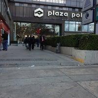 Photo taken at Plaza Polanco by Alex A. on 12/20/2012