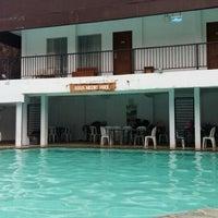 Photo taken at Tirtagangga Hotel by Antoni J. on 8/22/2015