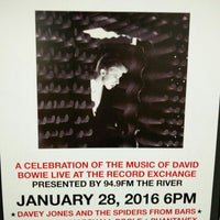 Photo taken at The Record Exchange by Kenneth F. on 1/24/2016