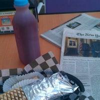 Photo taken at Pita Cabana Grill by Evan P. on 9/14/2012
