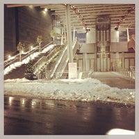Photo taken at Passante Porta Garibaldi (linee S) by Francesco B. on 12/15/2012