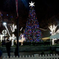 Photo taken at Atlantic Station Central Lawn by Gemarl P. on 12/22/2012