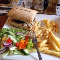 Photo taken at Carey's seafood & steak bar by Nick G. on 8/28/2015