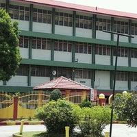 Photo taken at Sekolah Menengah Kebangsaan Agama Kuala Lumpur by Jue H. on 9/4/2016