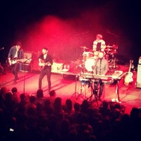 Photo taken at Union Transfer by Amy on 4/5/2013