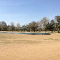 Photo taken at Bill Archer Dog Park by Ernel M. on 3/7/2013