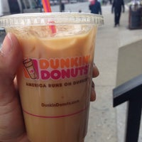 Photo taken at Dunkin' Donuts by Tameka D. on 3/2/2014
