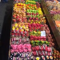 Photo taken at La Boulangerie by Fulya on 11/18/2015