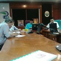 Photo taken at Lembaga Pertubuhan Peladang Negeri Perak by Meor Ismail T. on 4/4/2014