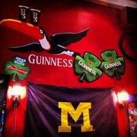 Photo taken at Blarney Stone Bar & Restaurant by Nathan F. on 10/20/2012