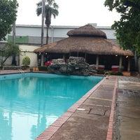 Photo taken at Hotel Valles by Maricarmen M. on 9/21/2014