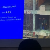 Photo taken at Namık Kemal Üniversitesi Gıda Mühendisliği Bölümü by Melodi Y. on 11/10/2015