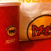 Photo taken at Moe's Southwest Grill by Nicole M. on 11/12/2012