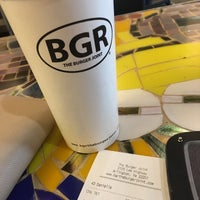 Photo taken at BGR - The Burger Joint by Nicole W. on 8/8/2016