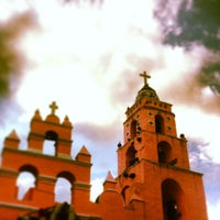 Photo taken at San Pedro Atocpan by Dani J. on 10/28/2013