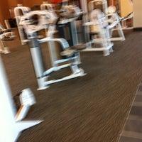 Photo taken at LA Fitness by Bernadette P. on 10/21/2012