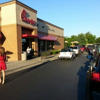 Photo taken at Chick-fil-A by Eddy L. on 5/14/2013