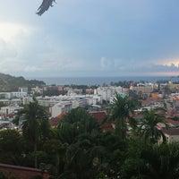 Photo taken at Patong Cottage Resort Phuket by Faith F. on 5/6/2014