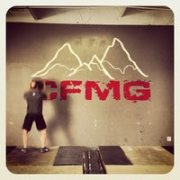 Photo taken at CrossFit Mission Gorge by Gabriel S. on 2/16/2013