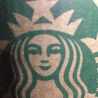 Photo taken at Starbucks by David M. on 1/24/2013