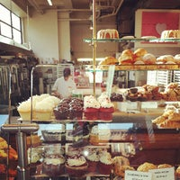 Photo taken at Corner Cafe and Bakery by Sam L. on 6/11/2013