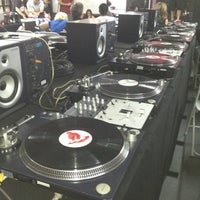 Photo taken at Scratch DJ Academy by BigMouthGirlz on 10/13/2012