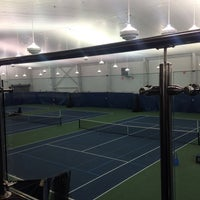 Photo taken at Practice Courts (1-5) - USTA Billie Jean King National Tennis Center by Can A. on 3/10/2014