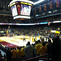 Photo taken at Williams Arena by Garrett W. on 12/31/2012