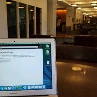 Photo taken at Earl Gregg Swem Library by Charlie V. on 9/1/2016