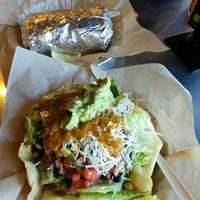 Photo taken at Qdoba Mexican Grill by Chirag J. on 6/23/2014