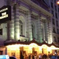 Photo taken at Lyceum Theatre by El on 4/19/2013